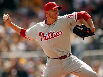 Roy Halladay will get the start for the Phillies tonight against the Marlins. (Yong Kim/Staff Photographer)