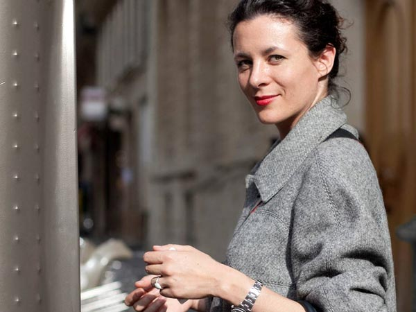 International fashion blogger Garance Dore. (Photo credit: Scott Schuman)