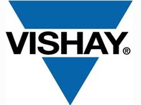 Vishay Intertechnology corporate logo.