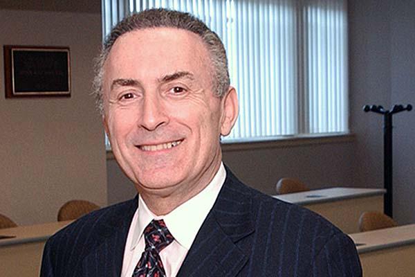 Aviation law expert Arthur Wolk.