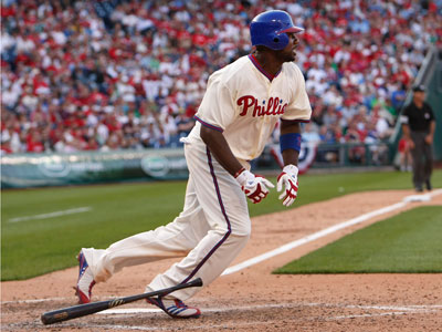 Ryan Howard is hitting .275 with 3 home runs and 16 RBI so far this season. (Ron Cortes / Staff Photographer)
