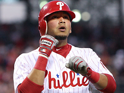 Would Freddy Galvis be better served by getting regular playing time in the minors? (Steven M. Falk/Staff Photographer)