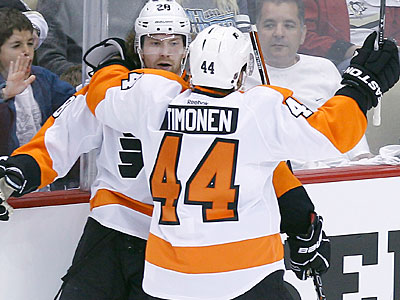 Philly Full-Frontal: Flyers Go Down Again, But Finish On Top