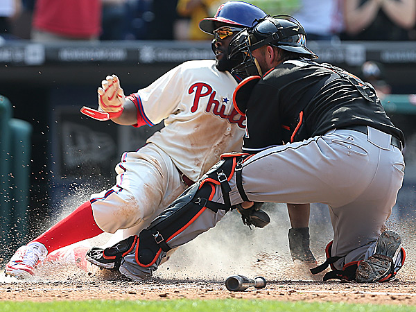 The Phillies´ Tony Gwynn Jr. (David Maialetti/Staff Photographer)