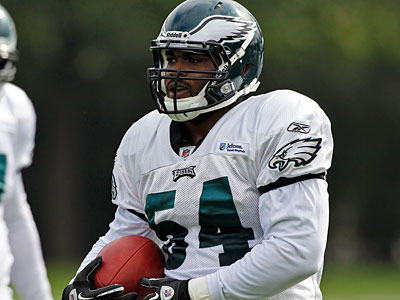 Brandon Graham may face a make-or-break season in 2012 for the Eagles. (Alex Brandon/AP)