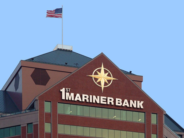 National Penn Bancshares, Allentown, Pa., reportedly made the high bid for Baltimore´s First Mariner Bancorp, offering $19.1 milllion in a bankruptcy auction.