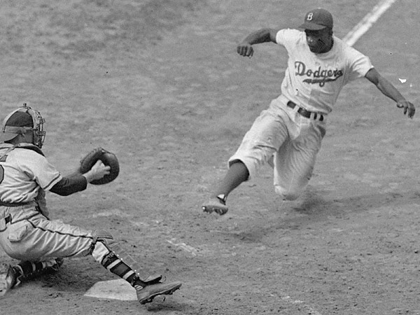 Jackie Robinson Day is celebrated on April 15 to commemorate the baseball player´s major league debut. (AP file photo)