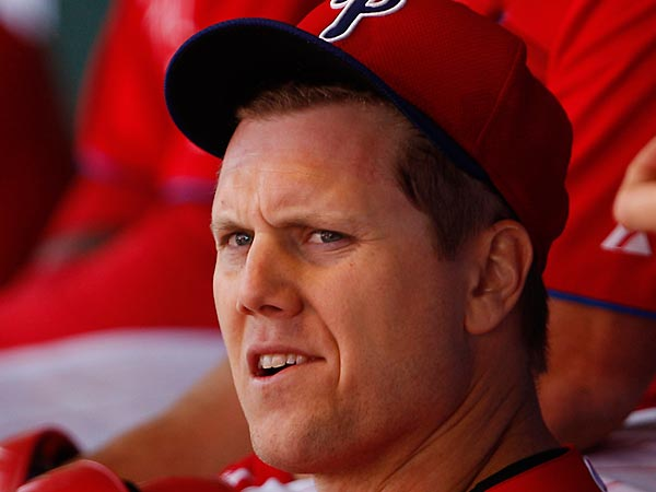 Phillies closer Jonathan Papelbon. (David Maialetti/Staff Photographer)