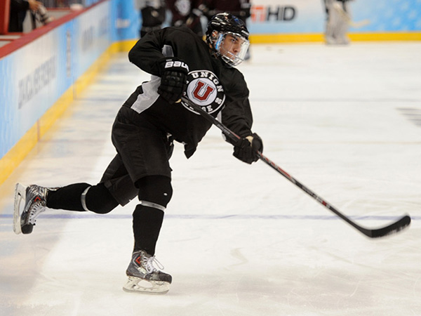 NCAA: Flyers Sign Union's Shayne Gostisbehere To Entry-level Deal
