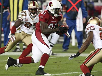 Will the Eagles make a play for Cardinals wide receiver Anquan Boldin? (File photo)
