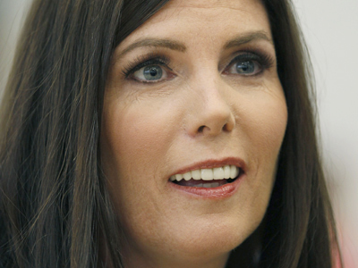 Kathleen Kane, a Democrat running for Pennsylvania Attorney General, will be the focus of GOP campaign commercial running in the Philadelphia media market for the next week.