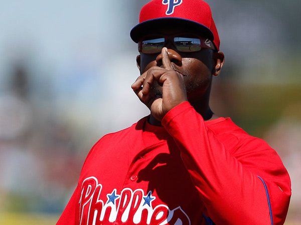 Phillies first baseman Ryan Howard. (David Maialetti/Staff Photographer)
