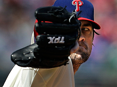 With the projected rotation, Cole Hamels will get an extra start before the All-star break. (David Maialetti/Staff Photographer)