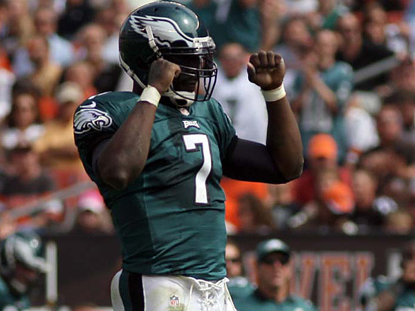 Eagles training camp 2013: Vegas: Michael Vick has 13th best od…