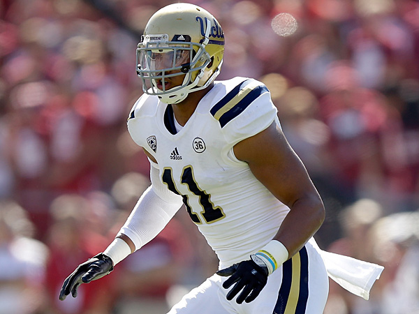 Anthony Barr of the UCLA Bruins. (Ezra Shaw/Getty Images)