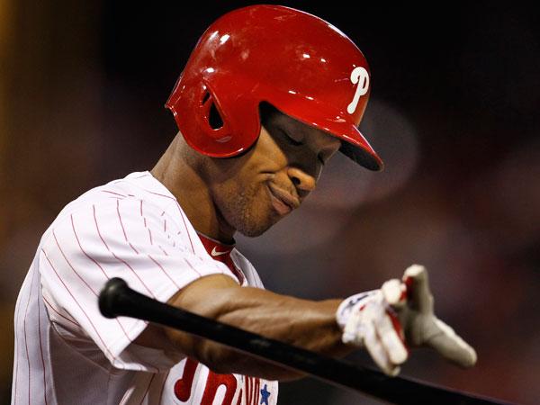 Phillies center fielder Ben Revere. (Ron Cortes/Staff file photo)