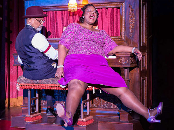 """""""Ain´t Misbehavin´ """" is at Delaware Theatre Company, directed by cocreator Richard Maltby Jr. (Mobius New Media, Inc.)"""