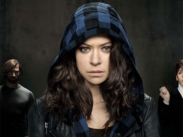 Tatiana Maslany stars in multiple roles in BBC America's clone drama ´Orphan Black.´