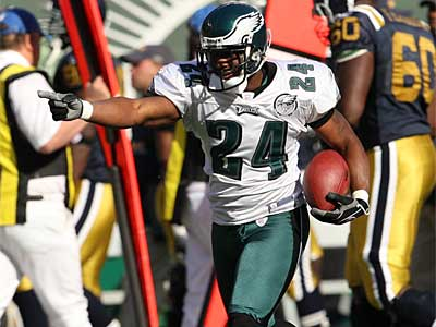 Eagles cornerback Sheldon Brown wants to be traded. (Yong Kim / File photo)