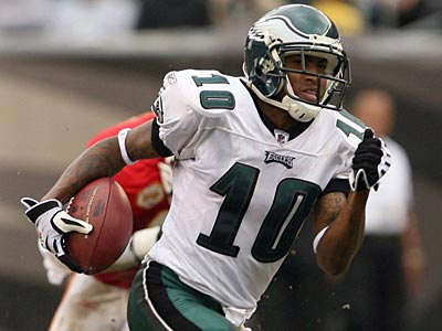 DeSean Jackson is not expected to attend the player workouts organized by Michael Vick. (Yong Kim/Staff file photo)