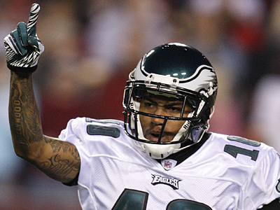 DeSean Jackson considers himself on of the top receivers in the NFL. (Ron Cortes / Staff File Photo)