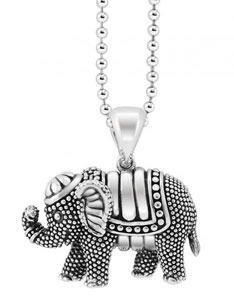 The elephant charm represents strength. (Photo courtesy of LAGOS)