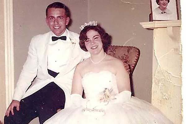 Ray and Lois Laganella