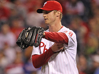 Kyle Kendrick will start Saturday´s game against the Pittsburgh Pirates. (Michael Bryant/Staff file photo)
