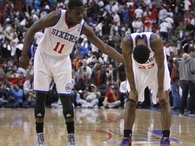 The Sixers´ season remains on hold as the NBA lockout continues. (Ron Cortes/Staff file photo)