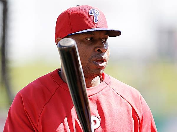Phillies outfielder Delmon Young. (Matt Slocum/AP)