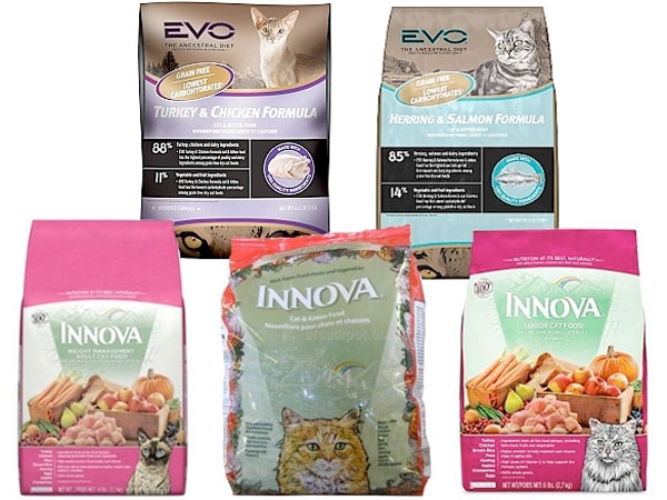 Pet food maker Natura expanded its recall of products to include all dry dog, cat and ferret food over concerns about salmonella contamination.
