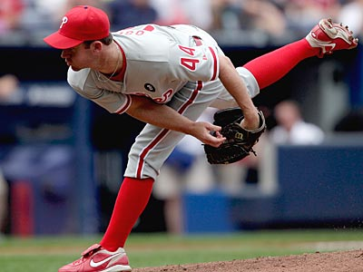Roy Oswalt makes his first rehab start tonight in Clearwater against Florida State. (David Goldman/AP file photo)