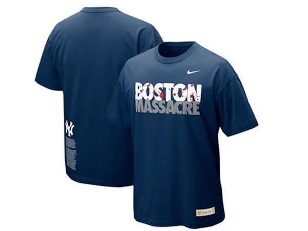 Nike has pulled this T-shirt from the market. (Courtesy photo)