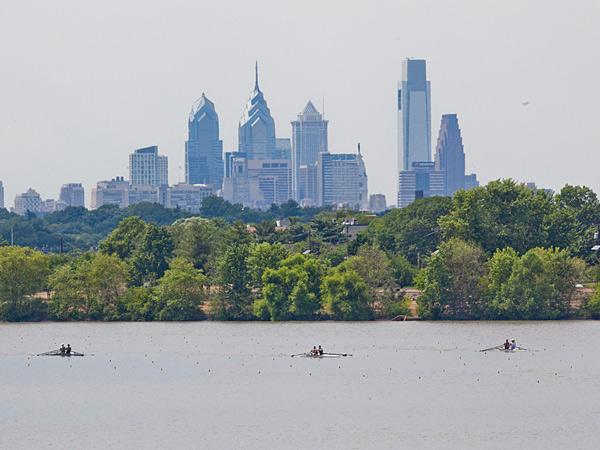 Center City Philadelphia. (Elise Wrabetz, File / Staff Photographer)