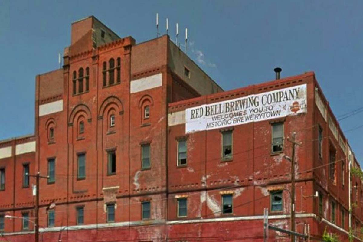 Developer Buys Old Red Bell Brewing Co Building Philly