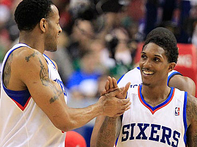 The Sixers can clinch a playoff spot with a win against the Nets tonight. (Ron Cortes/Staff Photographer)