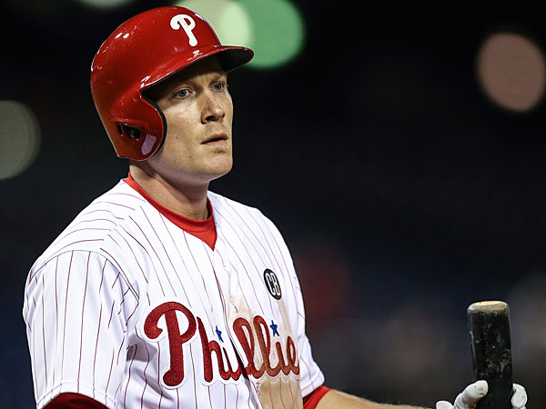 Cody Asche. (Steven M. Falk/Staff Photographer)
