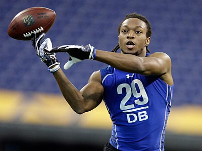 The Eagles selected Kentucky CB Trevard Lindley with the 105th pick. (AP Photo/Michael Conroy)
