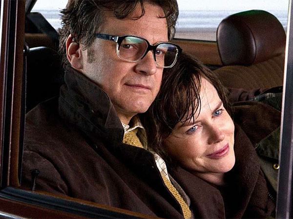 "Colin Firth and Nicole Kidman star in ""The Railway Man,"" taken from a book by Eric Lomax."