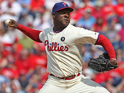 Jose Contreras is expected to miss at least a month with a Grade 1 flexor strain. (Michael Bryant/Staff file photo)