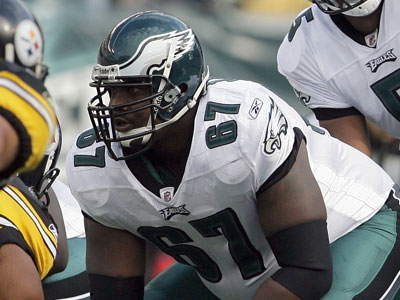 Jamaal Jackson´s agent has said that he expects the center to be released by the Eagles. (Yong Kim / Staff Photographer)
