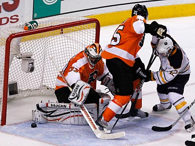 Flyers Crush Sabres In Game 7