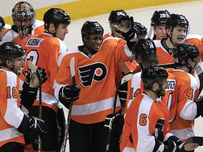 The Flyers will face the winner of Florida and New Jersey. (Ron Cortes/Staff Photographer)
