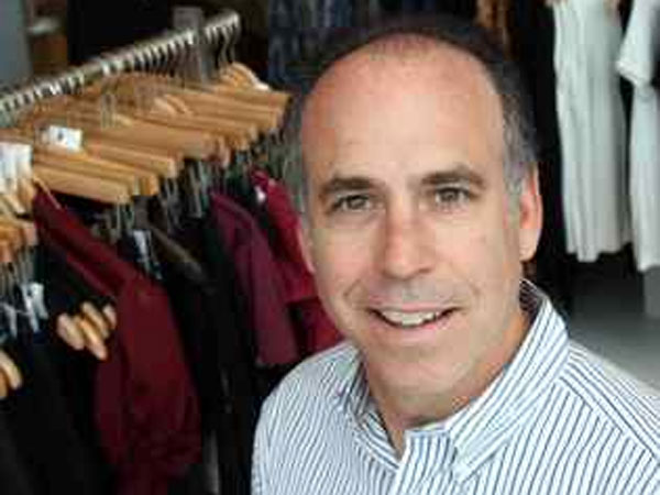 Ed Krell, CEO of Destination Maternity. (Laurence Kesterson / Staff Photographer)
