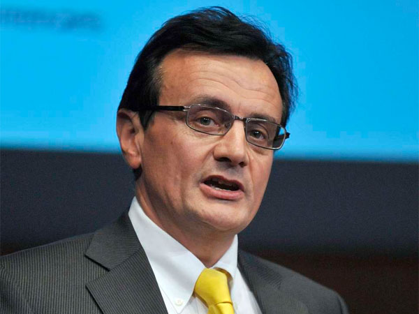 AstraZeneca chief Pascal Soriot. (Associated Press)
