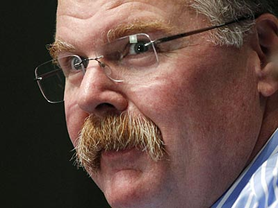 Head coach Andy Reid answers your Eagles question in a live chat. (Matt Rourke/AP)
