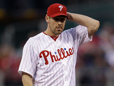 Cliff Lee was activated from the disabled list on Wednesday. (Matt Slocum/AP)