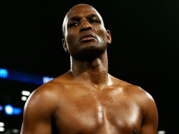 The International Boxing Federation light-heavyweight champion of the world is preparing for a blind date, Bernard Hopkins said. (Frank Franklin II/AP)