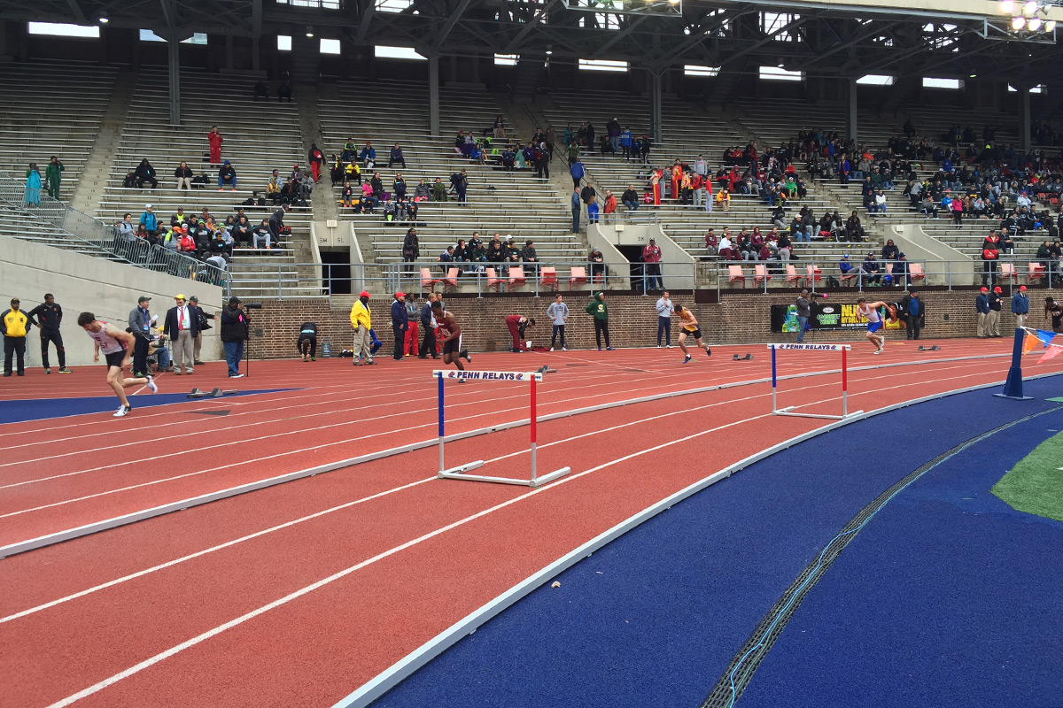The Penn Relays in 2016.