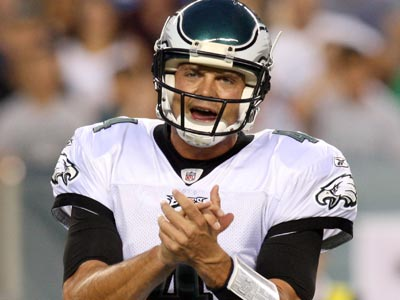 At least six NFL teams are in need of a quarterback, and may pursue Kevin Kolb when the lockout ends. (Steven M. Falk/Staff file photo)